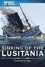 「The Lusitania sank within 20 minutes.」の画像検索結果