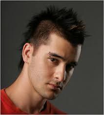 حلاقة الشعر للرجال للمراهقين على الشعر المتوسط حلاقة مع