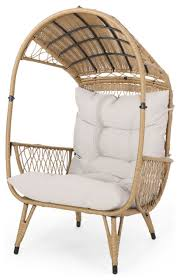 doris outdoor wicker standing basket