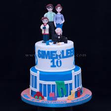 Celebration Cakes The Baby Boss Birthday Cake Indulgingbites