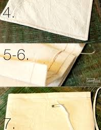 if you can sew a straight line you can make your own unbleached cotton milk