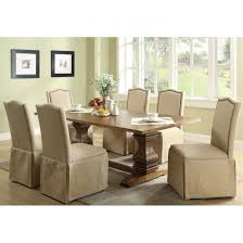 Slipcovers Living Room Chairs Slipcovers For Dining Room Chairs