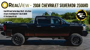 RealView - 2008 Chevy Silverado 2500HD w/ 6