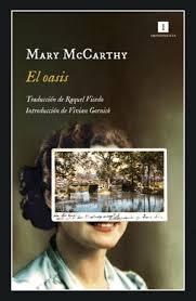 EL OASIS. MCCARTHY, MARY. Libro en papel. 9788417553210 Llibreria Gallissà