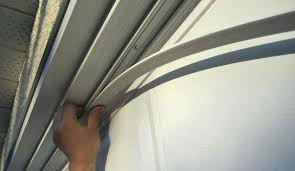 garage door top and side seal garage door top and side seal weather stripping repair simple