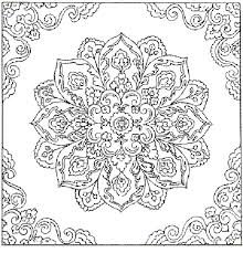 Small Picture Free Printable Abstract Coloring Pages for Adults unique Seniors