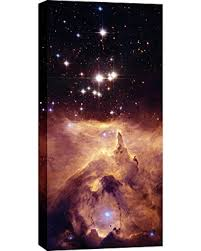 >summer sale epic graffiti star crossed hubble space telescope  epic graffiti star crossed hubble space telescope giclee canvas wall art 20 x 40