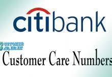 Citibank Customer Care Toll Free Citibank Credit Card