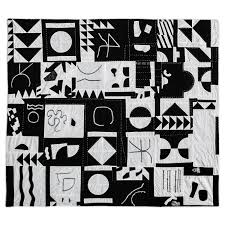 Black And White Quilt Patterns Amazing Black And White Quilts Pattern People