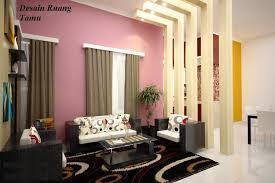 Ruang Tamu Design Desain Ruang Tamu Idaman