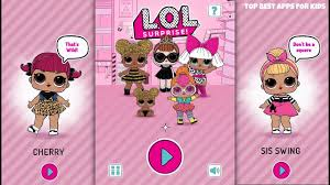 l o l surprise dolls ball pop free game app for s android ipad iphone
