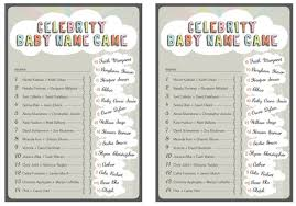 The 25 Best Celebrity Baby Names Ideas On Pinterest  Winnie The Baby Name Games For Baby Shower