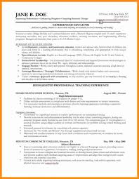 9 It Professional Resume Templates Laredo Roses