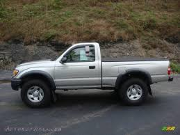 2004 Toyota Tacoma Regular Cab 4x4 in Lunar Mist Metallic - 320746 ...