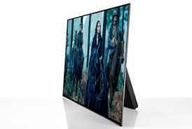 sony tv 4k oled. making a tv that looks unique is tricky thing, but sony has long history of doing just (remember the kd-65x900b with its awkward-looking tv 4k oled