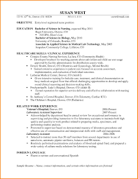 7 Resume Objectives For Entry Level Happy Tots