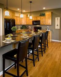 Kitchen Designs With Oak Cabinets Fascinating 48 Rosemary Lane Kitchen Inspiration Gray Paint Color With Honey