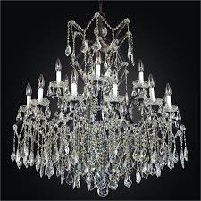 lighting decorative old world chandeliers 4 iron glow grand foyer crystal chandelier 543ad19lcb 3c old world
