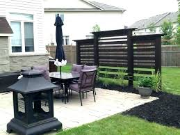 outdoor privacy wall ideas deck privacy screen outdoor privacy walls for decks best outdoor privacy screen