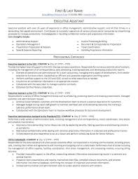Administrative Assistant Resume Sample Sample Resume