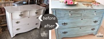 blue antique furniture. Antique Serpentine Dresser Gets Much Needed Makeover For Baby With Inspiration By A Blue Beauty Furniture L
