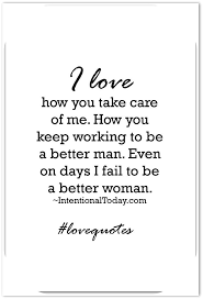 Love Quotes For My Husband How To Make Him Feel Loved Things I