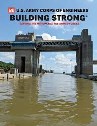 Army Corp Of Engineers Ice Thickness Chart U S Army Corps Of Engineers Building Strong 2018 2019 By