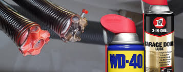 how to lubricate a garage doorHow to Prevent Your Springs from Wearing Out