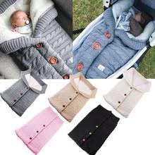 Зимний теплый пушистый <b>спальный мешок для новорожденного</b> ...