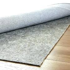 rug pads best pad felt brilliant thin crate and barrel with 5x8 bed bath beyond rug pad