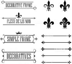 Vintage frame border design Elegant Set Of Vintage Frames Borders And Design Elements Illustration Istock Set Of Vintage Frames Borders And Design Elements Stock Vector Art