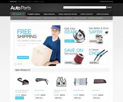 auto parts website template auto parts magento website templates themes free premium