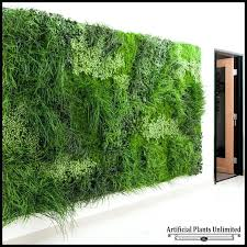 fake grass wall to enlarge fake grass wall decor