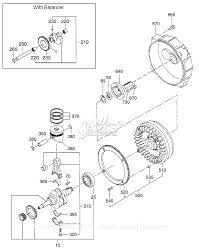 robin subaru dy41 parts diagram for crankshaft zoom