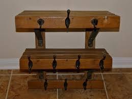 Wooden Mallet Coat Rack Stunning Furniture Wall Mounted Coat Rack With Shelf Fresh Wall Mounted Oak