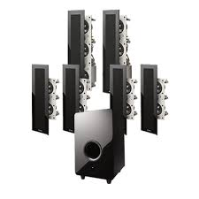 home theater 7 1. 7.1 wall - home theatre with gloss white or black glass panels all around. huge wow factor! theater 7 1 u