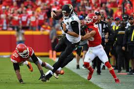 Jacksonville Jaguars Vs Kansas City Chiefs Series History