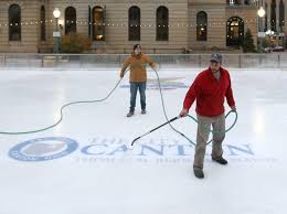 downtown ice rink ready to open thursday news the repository downtown ice rink ready to open thursday news the repository canton oh
