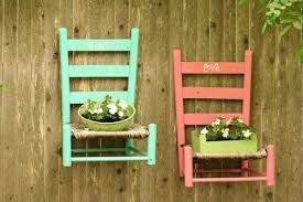 Repurpose old furniture Car Hood Top Dreamer How To Repurpose Old Chairs Into Beautiful Garden Planters