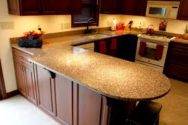 Small Picture 15 Different Granite Kitchen Countertops Home Design Lover
