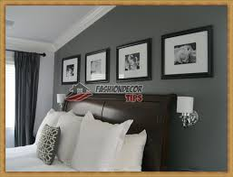 gray wall paints which are trendy colors of recent times are really nice on wall decorations do not think of it as a color to choke on but you can get