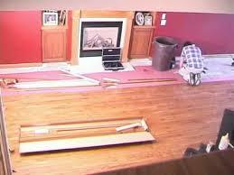 installing bruce hardwood flooring stop motion animation