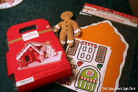 Premade Gingerbread Houses Make Your Own Life Size Gingerbread House For Kids The Educators