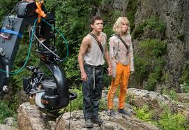 First CHAOS WALKING Set Photo Reveals Tom Holland and Daisy Ridley In Character | The Fandom