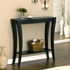 glass hall table glass hallway table narrow hall console table inside skinny hallway popular thin within