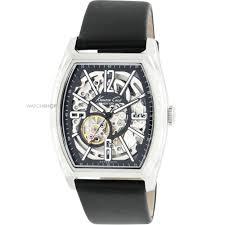 "men s kenneth cole skeleton automatic watch kc1750 watch shop comâ""¢ mens kenneth cole skeleton automatic watch kc1750"