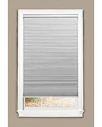 cordless cellular shades. Allen + Roth White Blackout Cordless Polyester Cellular Shade (Common Shades 6