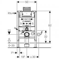 geberit duofix wc frame 1 12m omega up320 cistern 111 004 00 1 zoom
