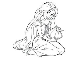 Coloring Pages Printable Princess Coloring Pages Disney