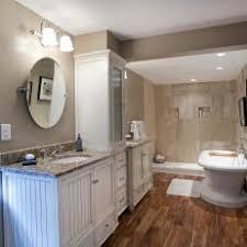 transitional master bathroom.  Transitional Transitional Master Bathroom Throughout